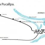 in der Nähe von Pucallpa